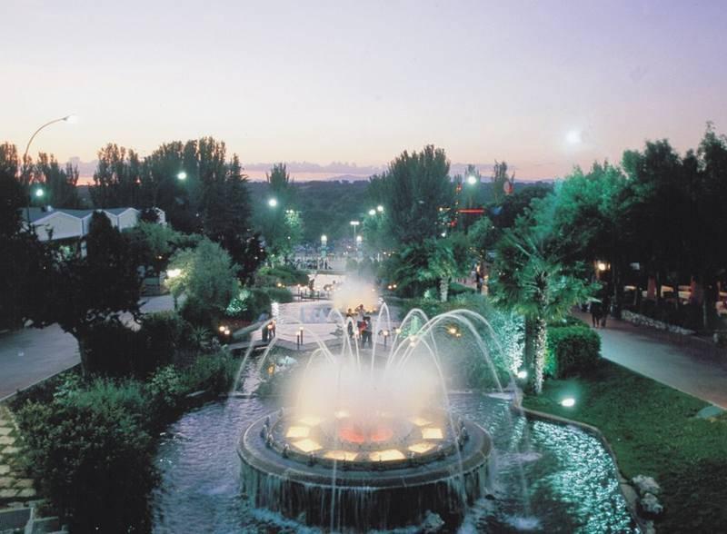 פארק השעשועים של מדריד