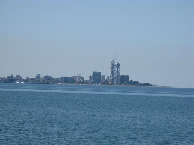 הגעת ליעד : בטומי שעל חוף הים השחור – הרבה יותר מקזינו