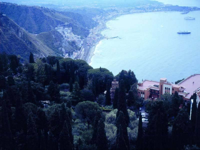 סיציליה הוא האי הגדול בים התיכון והמחוז הגדול ביותר באיטליה. צילום: גיא נוימן