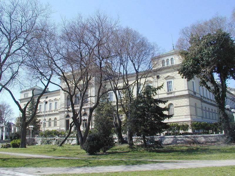 המוזיאון הארכיאולוגי בוארנה, צילום ניקולה גרוב, ויקפדיה