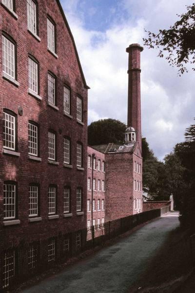 Quarry Bank Mill. צילום: ויקימדיה
