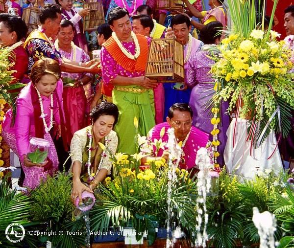 פסטיבלים ואירועים - תאילנד