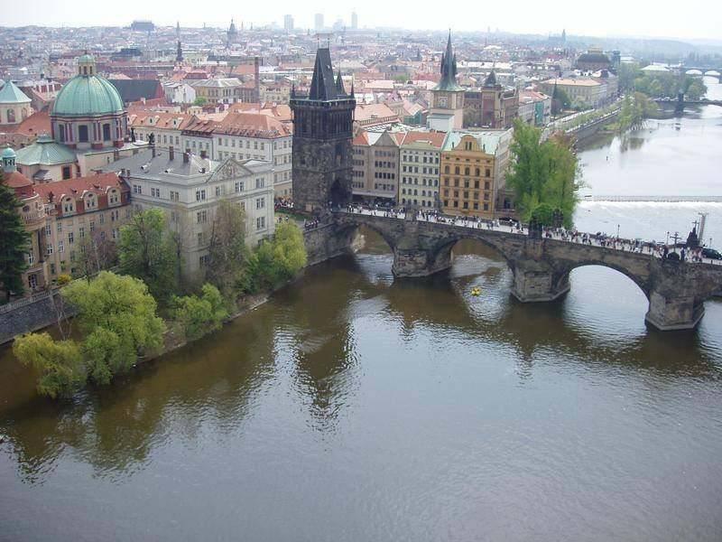 מבט מלמעלה צילום: Czech Tourism