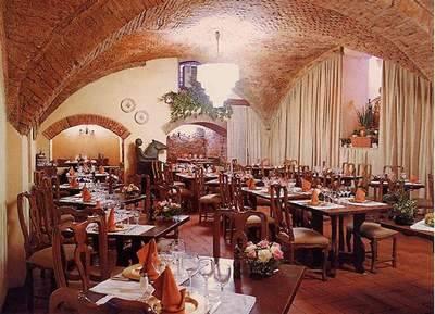 קולינאריה ואווירה במסעדות בטוסקנה