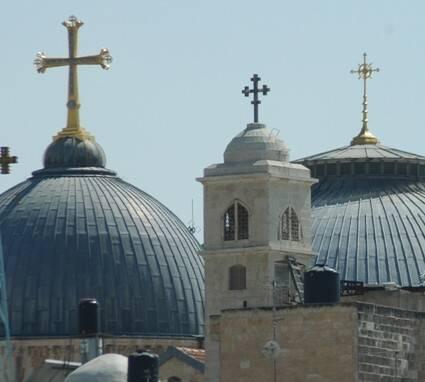 כנסיית הקבר, הרובע הנוצרי ירושלים