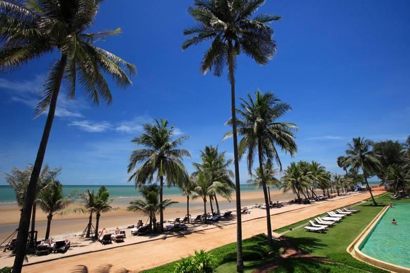חופים קסומים. צילום- לשכת התיירות של תאילנד