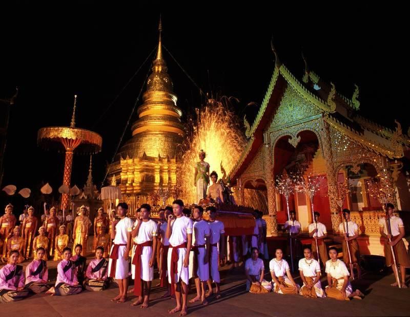 חוגגים בוייטנאם (אילוסטרציה)