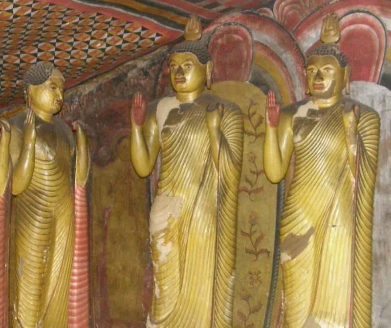 בודהה בציפוי זהב (אילוסטרציה) צילם: דר צחי פלג, נתור טופ