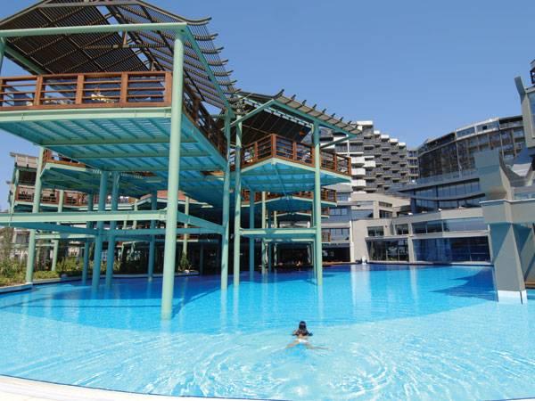 מלון לימאק לארה - באווירה יפנית