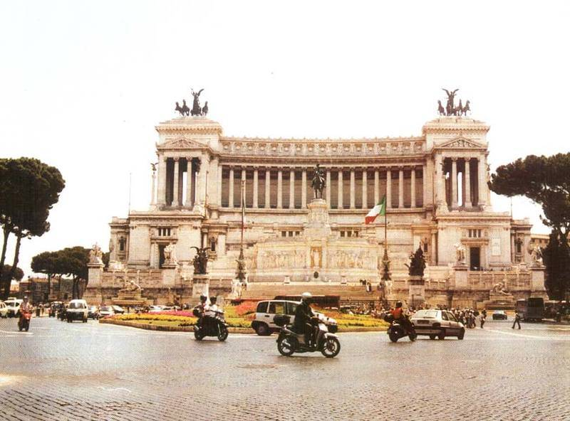 חם בטסטצו - רובע הבילויים של רומא