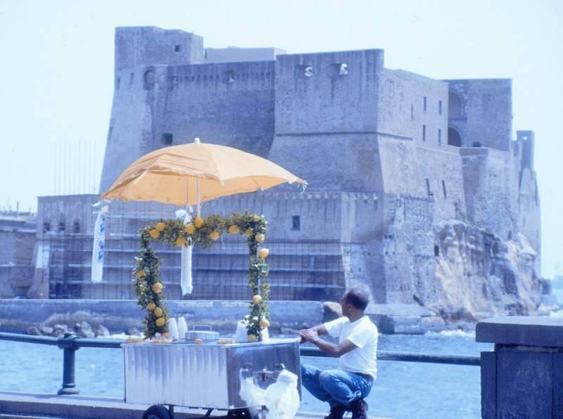 מבצר נאפולי ווהנוף מסביב