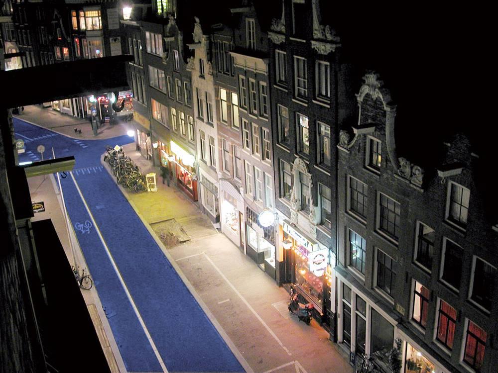 בילויים וחיי לילה באמסטרדם