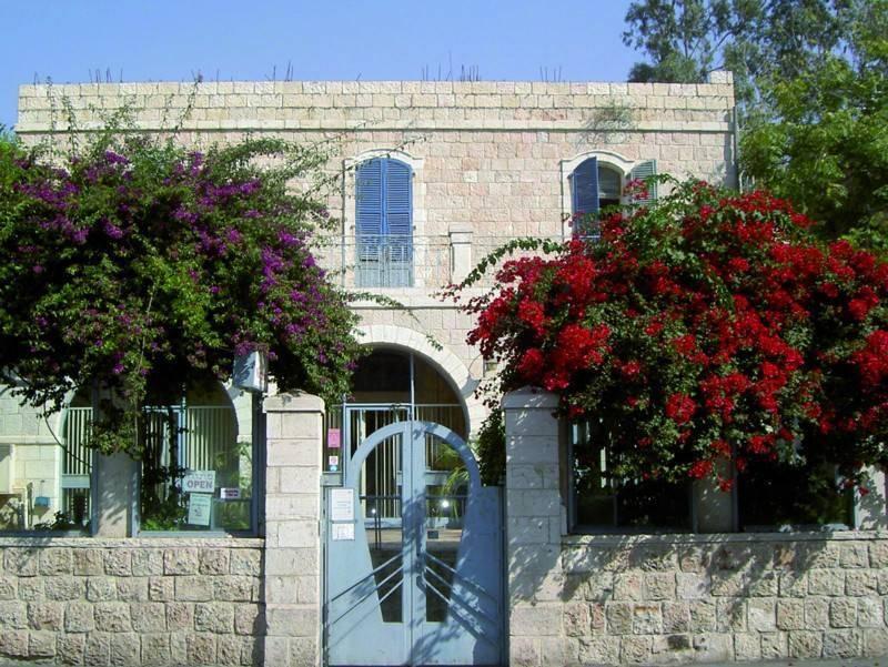 בית ברחוב הנביאים. צילם- איציק שויקי החברה להגנת הטבע