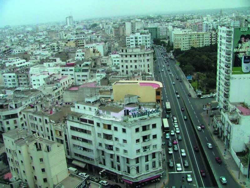 רחוב ראשי בעירצילום: אריה אלאלוף, יוסי בן-עמי