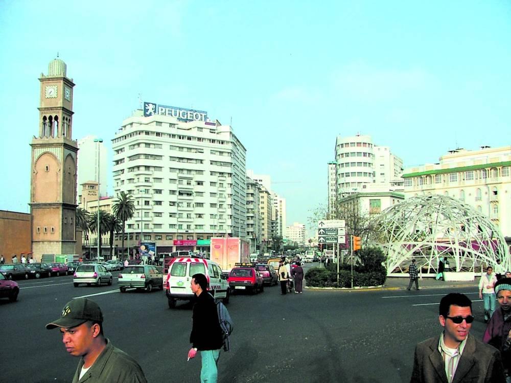 מרכז העירצילום: אריה אלאלוף, יוסי בן-עמי