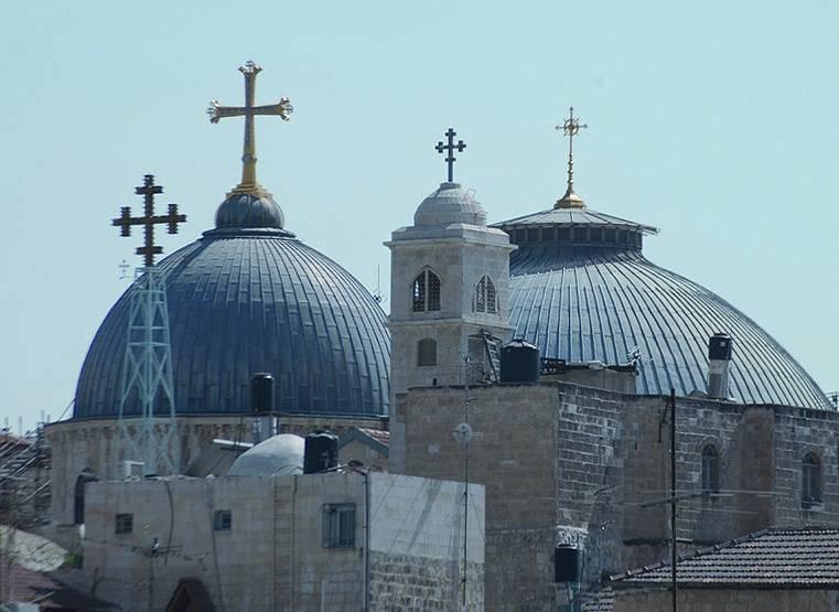 כנסיית הקבר . צילום - גיא נוימן