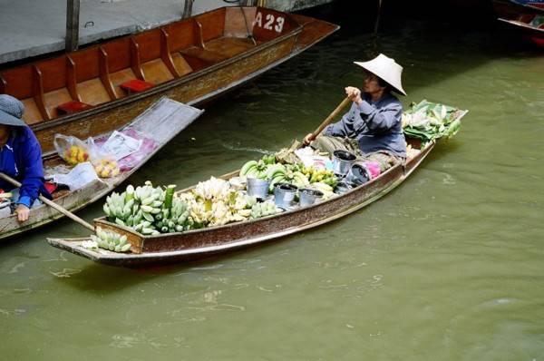 שוק הפרחים של תאילנד