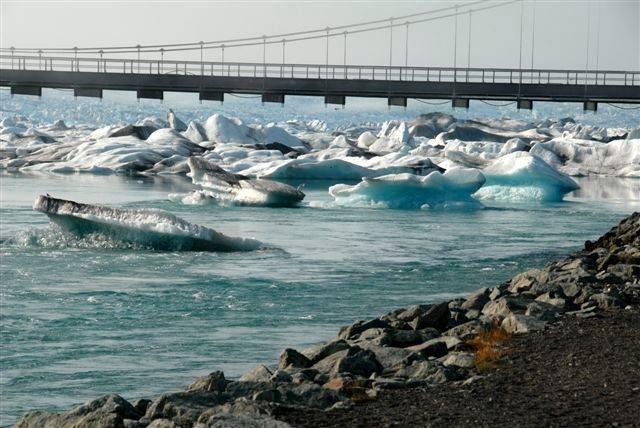 טבע פראי באיסלנד