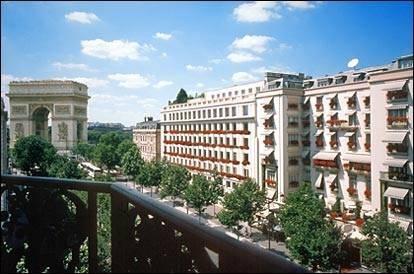 מיקום מצויין. Napoleon Hotel