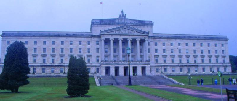 ארמון סטורמונט משכן. הפרלמנט של צפון אירלנד
