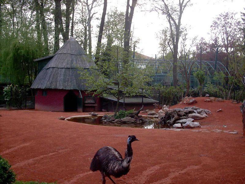 גן החיות בזאגרב, צילום ויקיפדיה