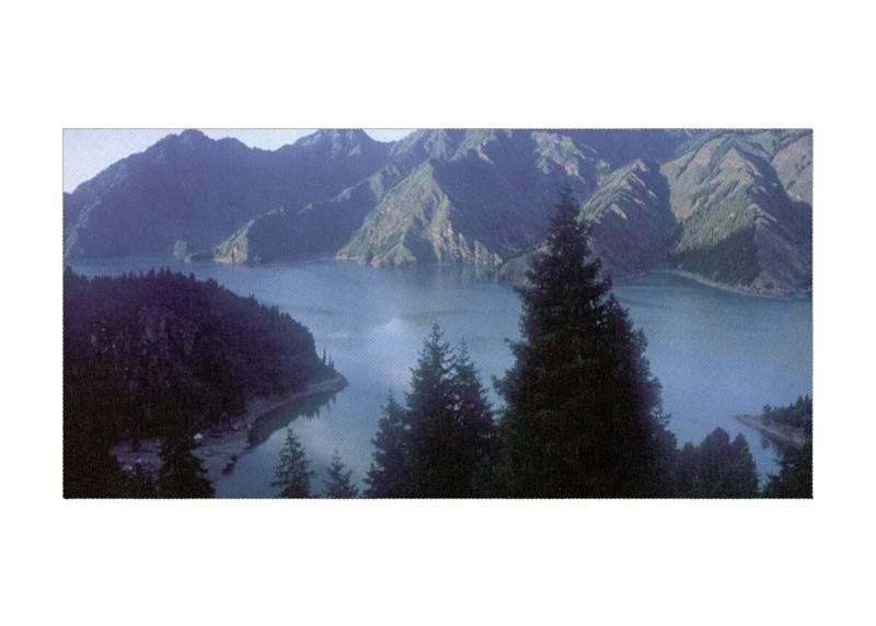 אגם אלפיניבלב השממה
