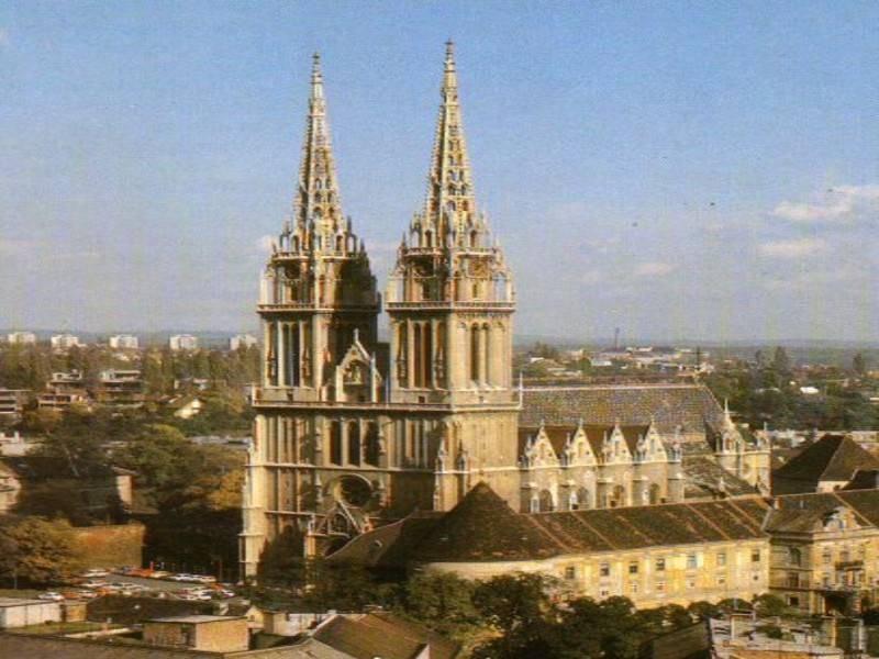 קתדרלת זאגרב צילום- ויקישיתוף