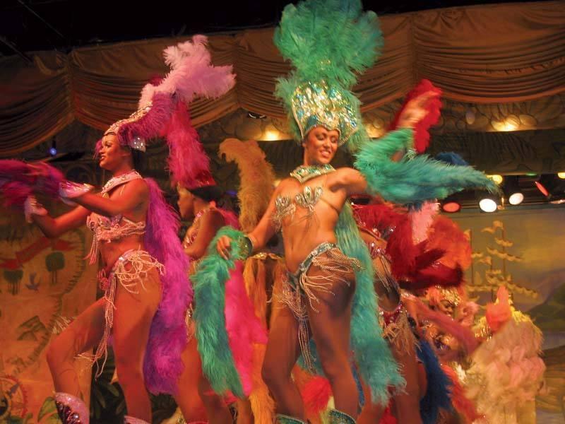 מופעים מרהיבים ומסיבות ריקודים סוערות. צילם: גיא נוימן