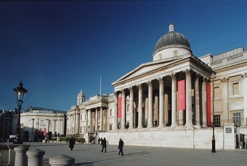 סיורים מודרכים ללא תשלום. הגלריה הלאומית. צילום: © The National Gallery, London