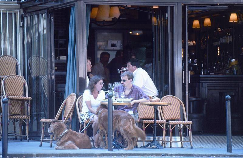 <p><span style=BACKGROUND-COLOR: #f8f8fa>המסעדות ובתי הקפה בפריז מציעים מגוון מטעמים מהמטבח הצרפתי המשובח. צילם: גיא נוימן</span></p>