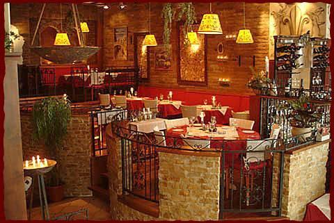 אווירה טוסקנית אמיתית. מסעדת PomoDoro