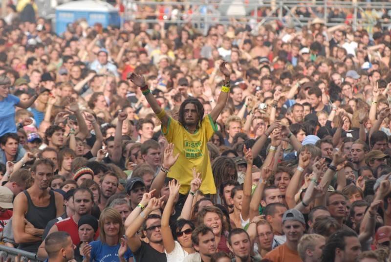 פסטיבל המוזיקה הגדול באירופה. פסטיבל Sziget