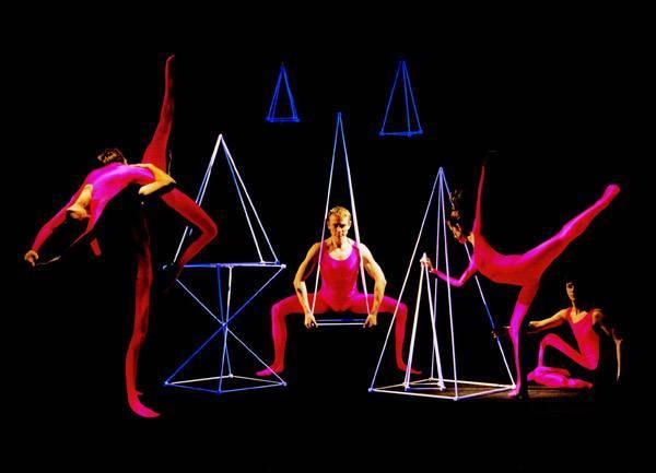 אפקטים ומשחקי אור. מופע של Image
