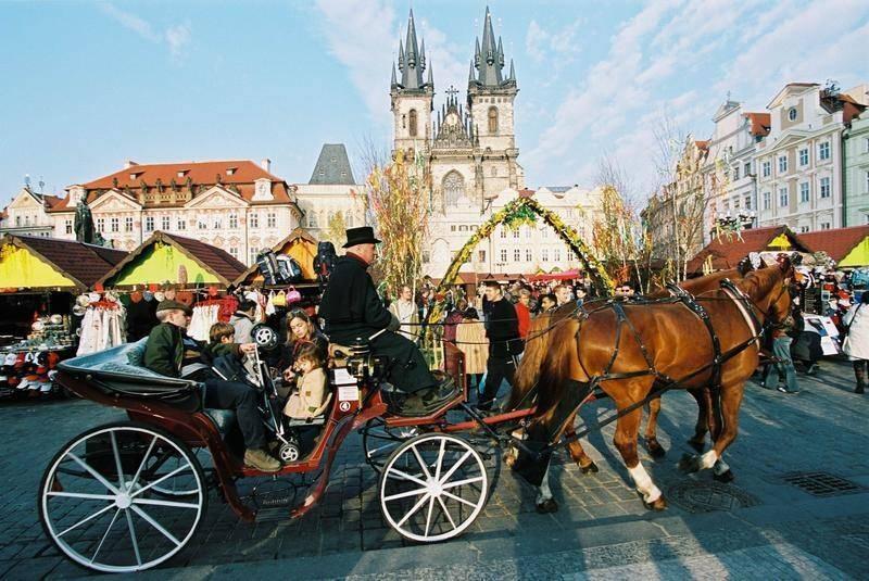 שלווה פסטוראלית. צילום: Czech Tourism