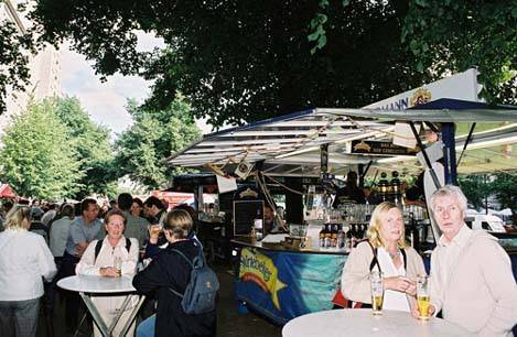 1,750 סוגי בירה בפסטיבל הבירה השנתי בברלין
