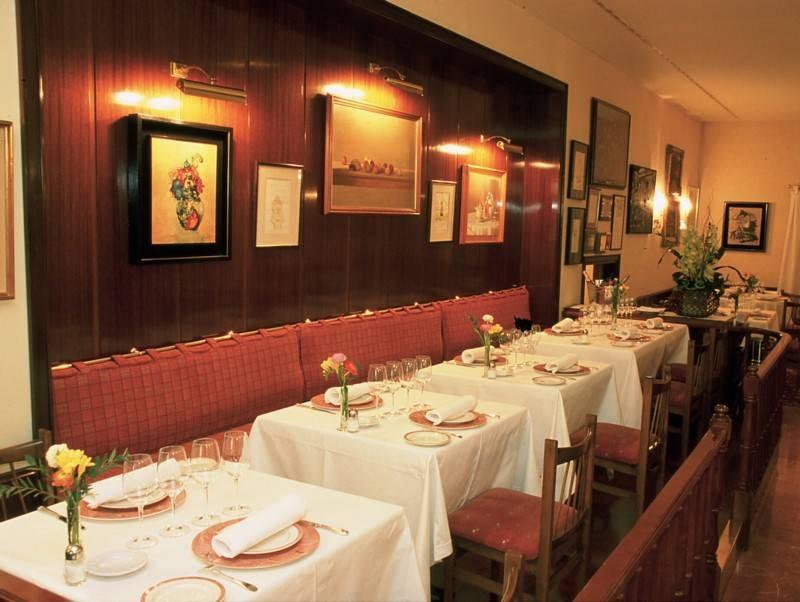 אחד ממוסדות האוכל החשובים בעיר. מסעדת Ca lIsidre