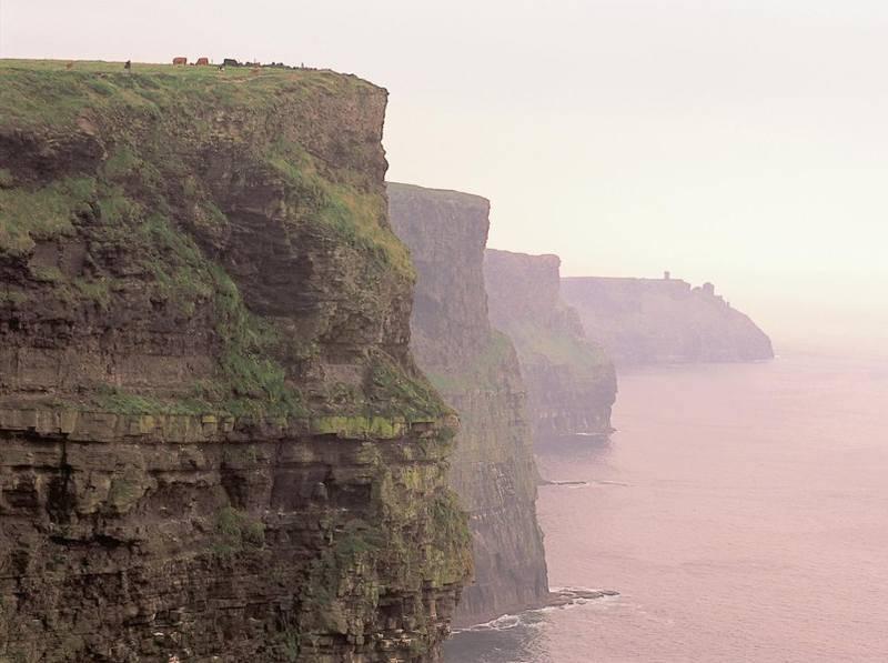 צוקי מוהר. צילום: Tourism Ireland