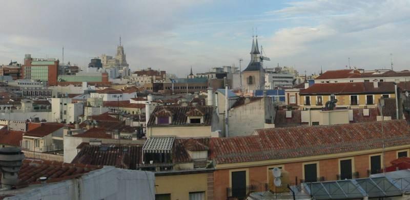 רחובותיה ובנייניה המרהיבים של מדריד. צילם: חואן נבאדר - מסיאס