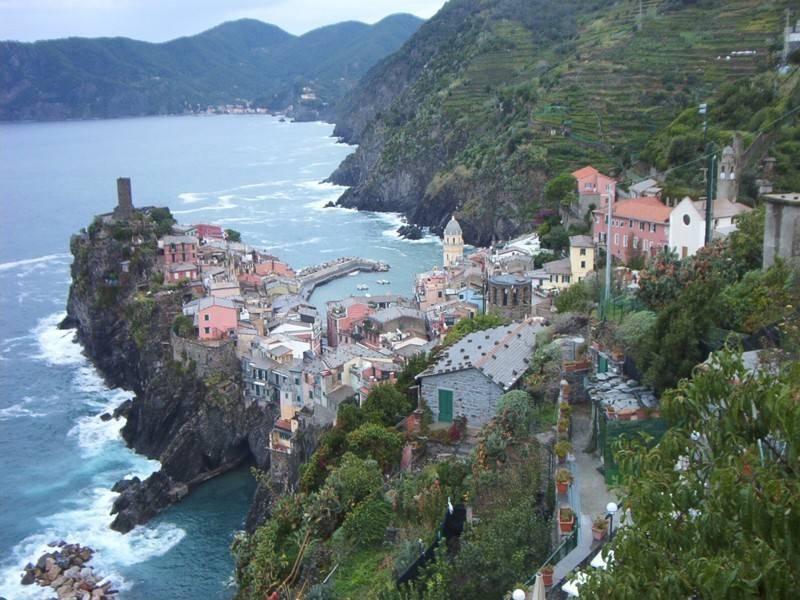 חופשה מושלמת באיטליה. צילום: גיא נוימ