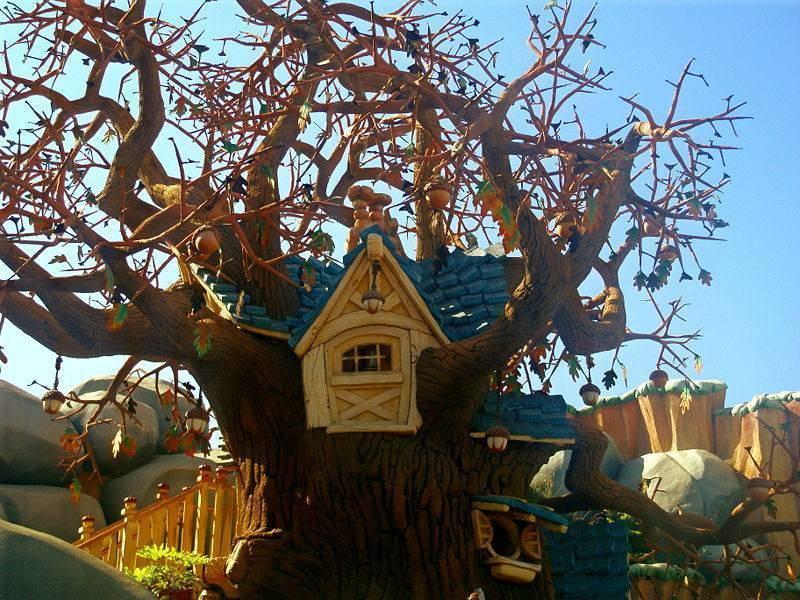 ממלכה של קסם. צילום מהאתר הרשמי של דיסנילנד