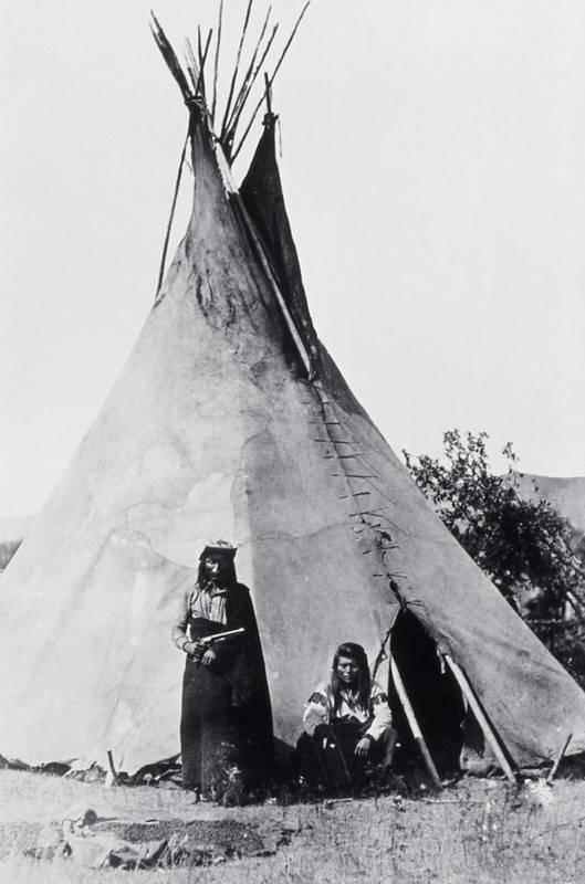 שמורת אינדיאנים (צילום: NPS )