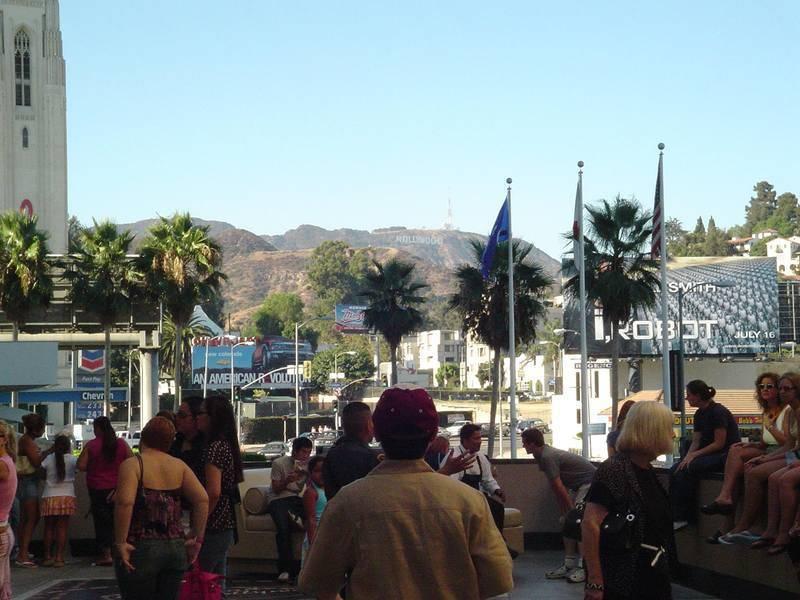 הוליווד - הרובע התוסס בעיר