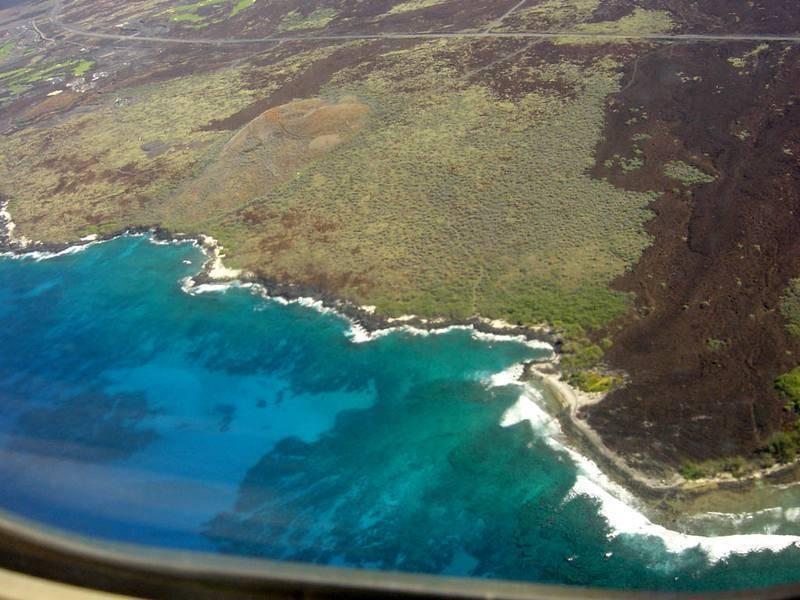 הוואי, מבט מלמעלה