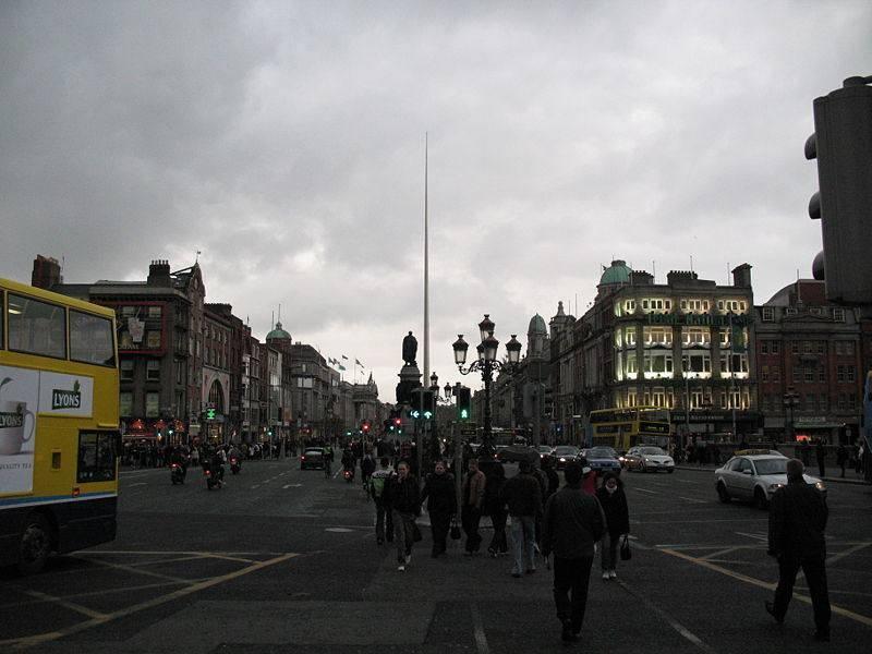 רחוב אוקונל. צילום: ויקיפדיה