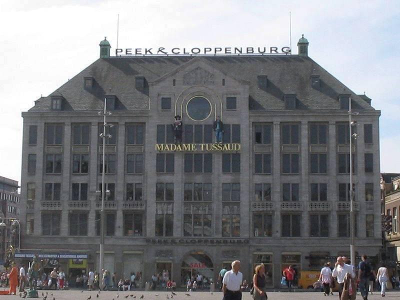 מוזיאון השעווה המפורסם בעולם. מאדאם טוסו