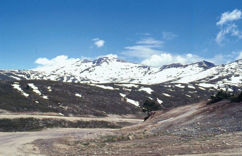 ההר אולודאג. צילם: זאביק רילסקי