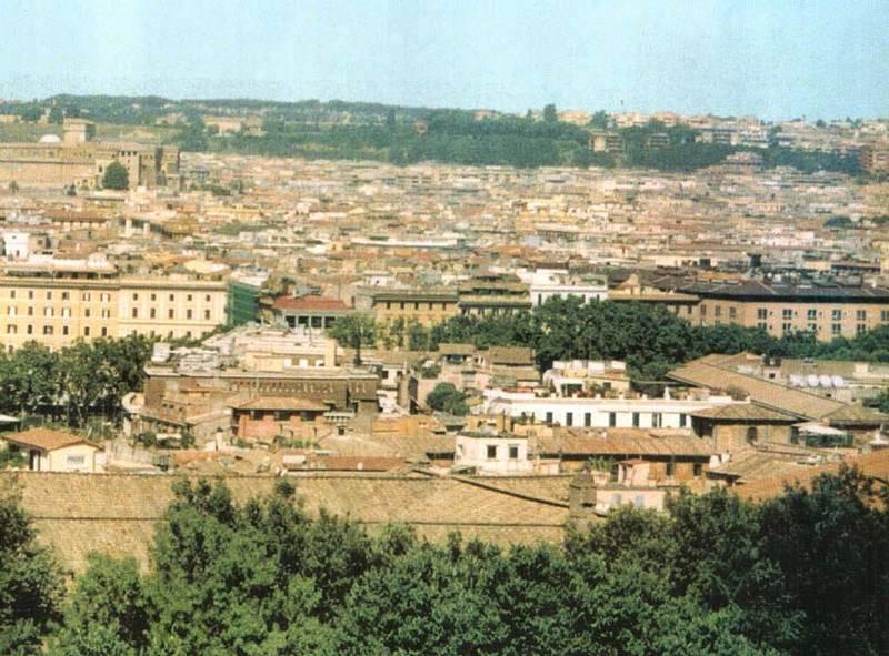 רומא במבט על