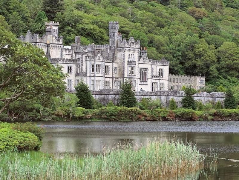 טירות מרהיבות באירלנד. צילום: Tourism Ireland