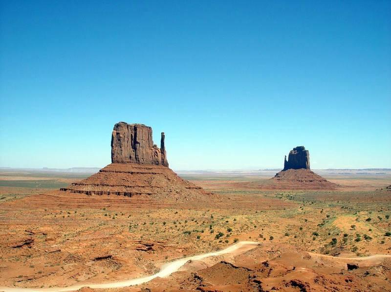 שמורת בני הנאבחו באריזונה (צילום: NPS)