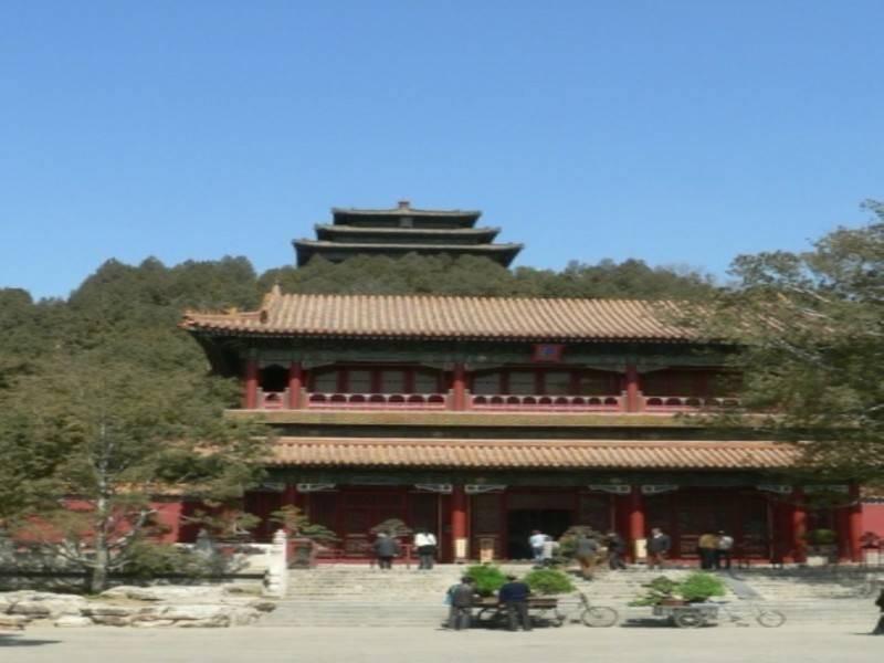 פארק גינגסן. צילום: לשכת התיירות של סין